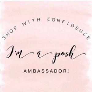🛍Shop with Confidence! I'm a Posh Ambassador 🛒